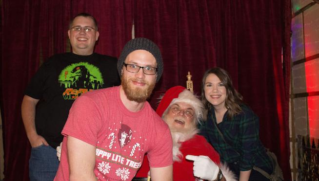 Pics with Santa (12/2) – #TNWSC 2017