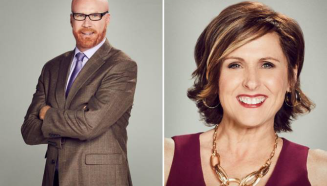 Will Ferrell & Molly Shannon's Rose Parade Coverage Taken…A Bit Too Seriously By Some.