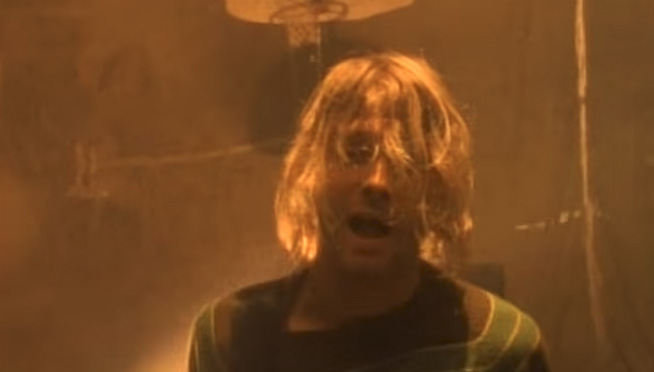 Kurt Cobain's unwashed sweater from 'MTV Unplugged' is up for sale