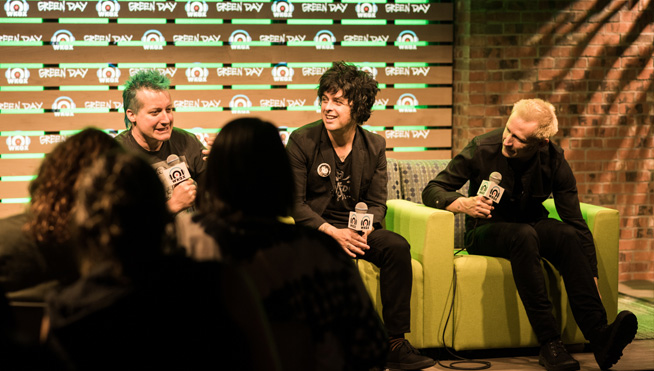 Stream New Green Day: 'Father of All Mother F****ers'