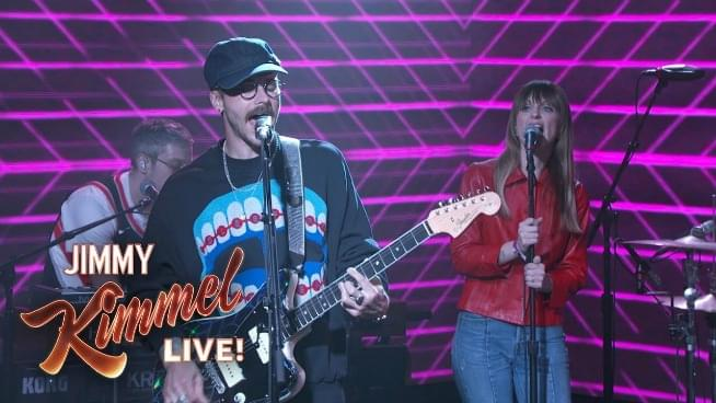 Watch Portugal. The Man Deliver The Goods On 'Kimmel'