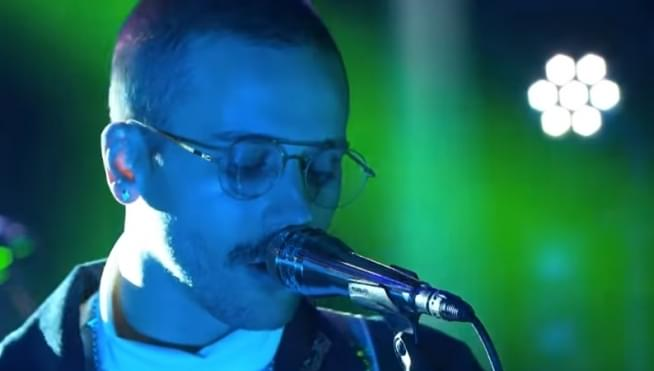 Portugal. The Man performs 'Live in the Moment'