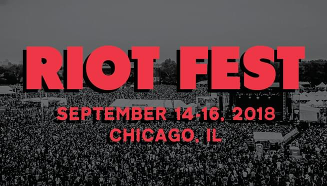 Top 10 Riot Fest Performances That You Absolutely Can Not Debate Are The Best