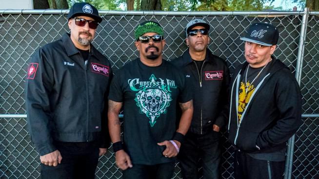 Cypress Hill – Riot Fest 2018
