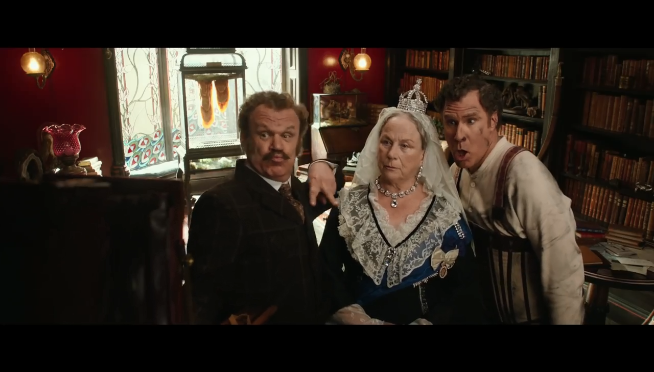 Will Farrell & Brother Rice's John C. Reily are on the case in 'Holmes & Watson' trailer