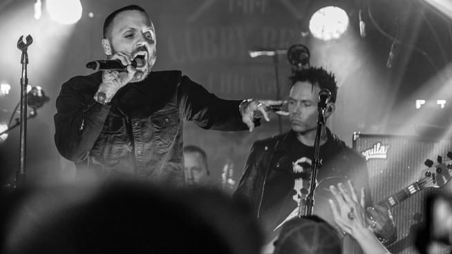 Blue October Courtesy Concert at The Cubby Bear
