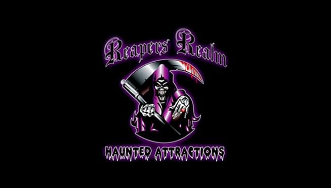 10/31/19 – Celebrate HALLOWEEN and Win AJR Tickets at Reapers Realm Haunted House!