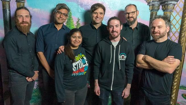 Death Cab For Cutie — Meet and Greet