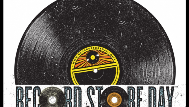 Record Store Day is coming…