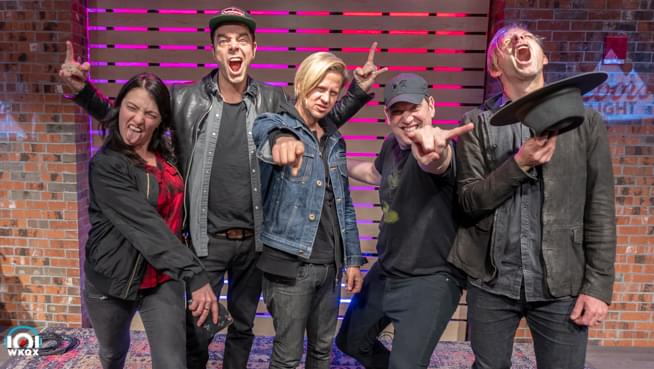 Switchfoot — Meet and Greet — The Lounge