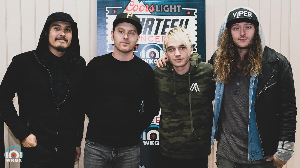 Badflower — Meet and Greet — Courtesy Concert