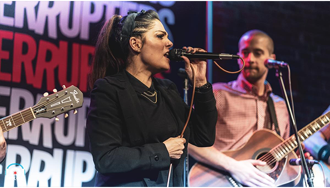 The Interrupters – Take Back The Power