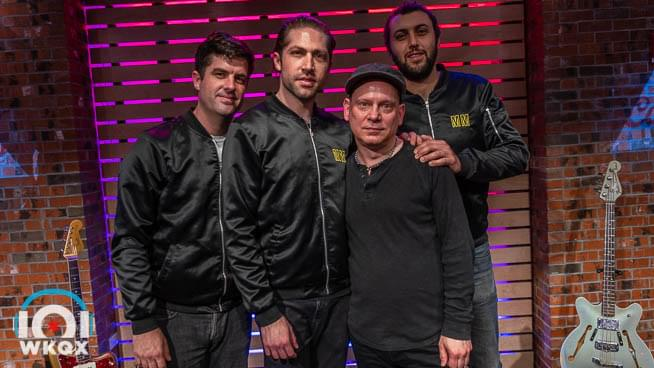 Mini Mansions — Meet and Greet — The Lounge