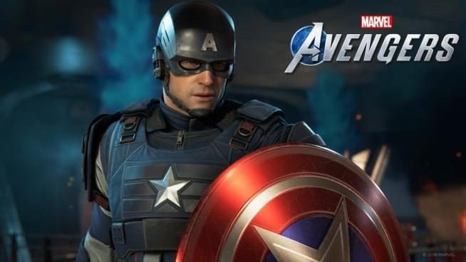 Watch the trailer for Marvel's Avengers: A-Day game