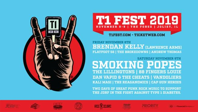 11/8/19 – 11/9/19 – T1 Fest