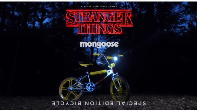 You can buy Max's 'Stranger Things' Mongoose Throwback Bike!