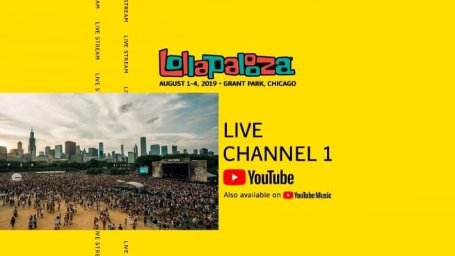 Lollapalooza Live Stream: Twenty-One Pilots, Tenacious D, Judah & the Lion, and More