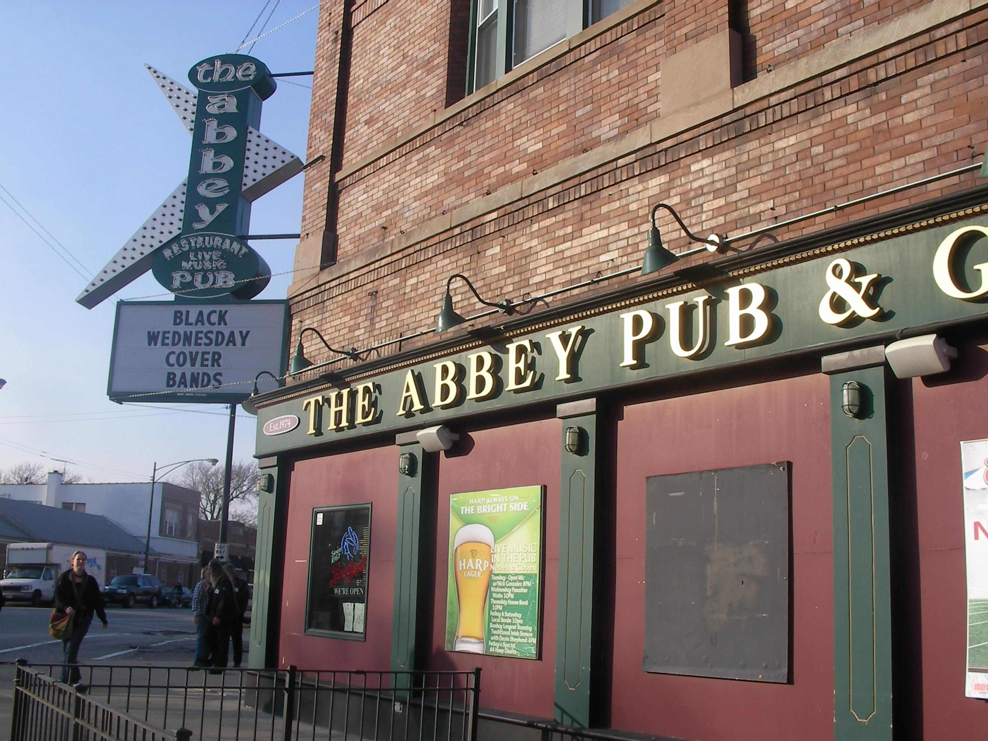 The Abbey Pub set to reopen with new owners