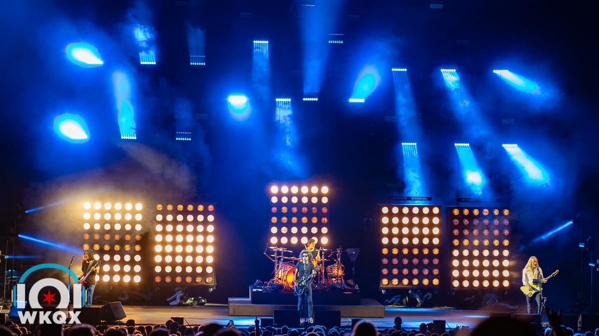 Alice in Chains — Hollywood Casino Amphitheatre