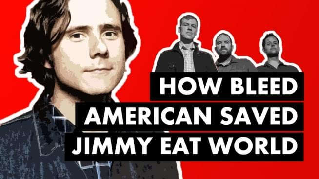 Video: How 'Bleed American' saved Jimmy Eat World