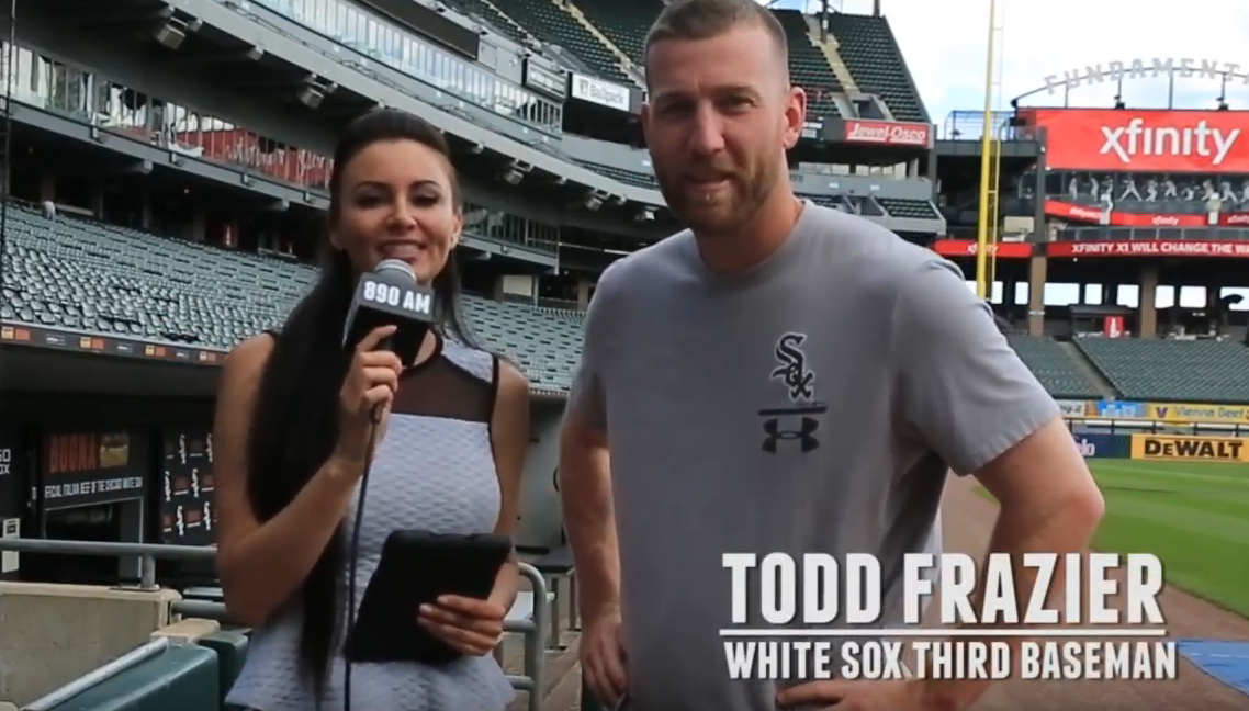 89 Seconds with 890: Todd Frazier
