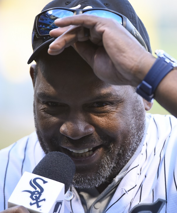 White Sox welcome back three legends as team ambassadors