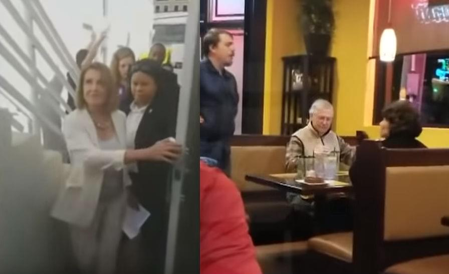 Mob Mentality Monday; Mitch McConnell and Nancy Pelosi