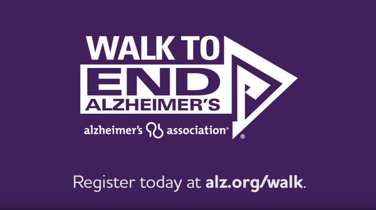 Walk to End Alzheimer's: Raise awareness and funds for Alzheimer's care, support and research.