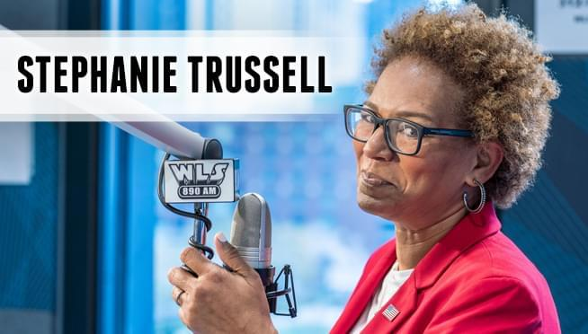 Stephanie Trussell (06/29/19) Co-Hosts: Carol Davis & Jan Shaw