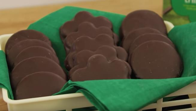 This is America's favorite Girl Scout cookie…