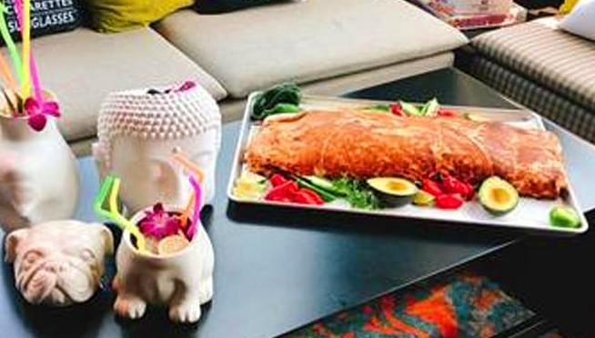 You can actually buy a 17-pound burrito in Chicago