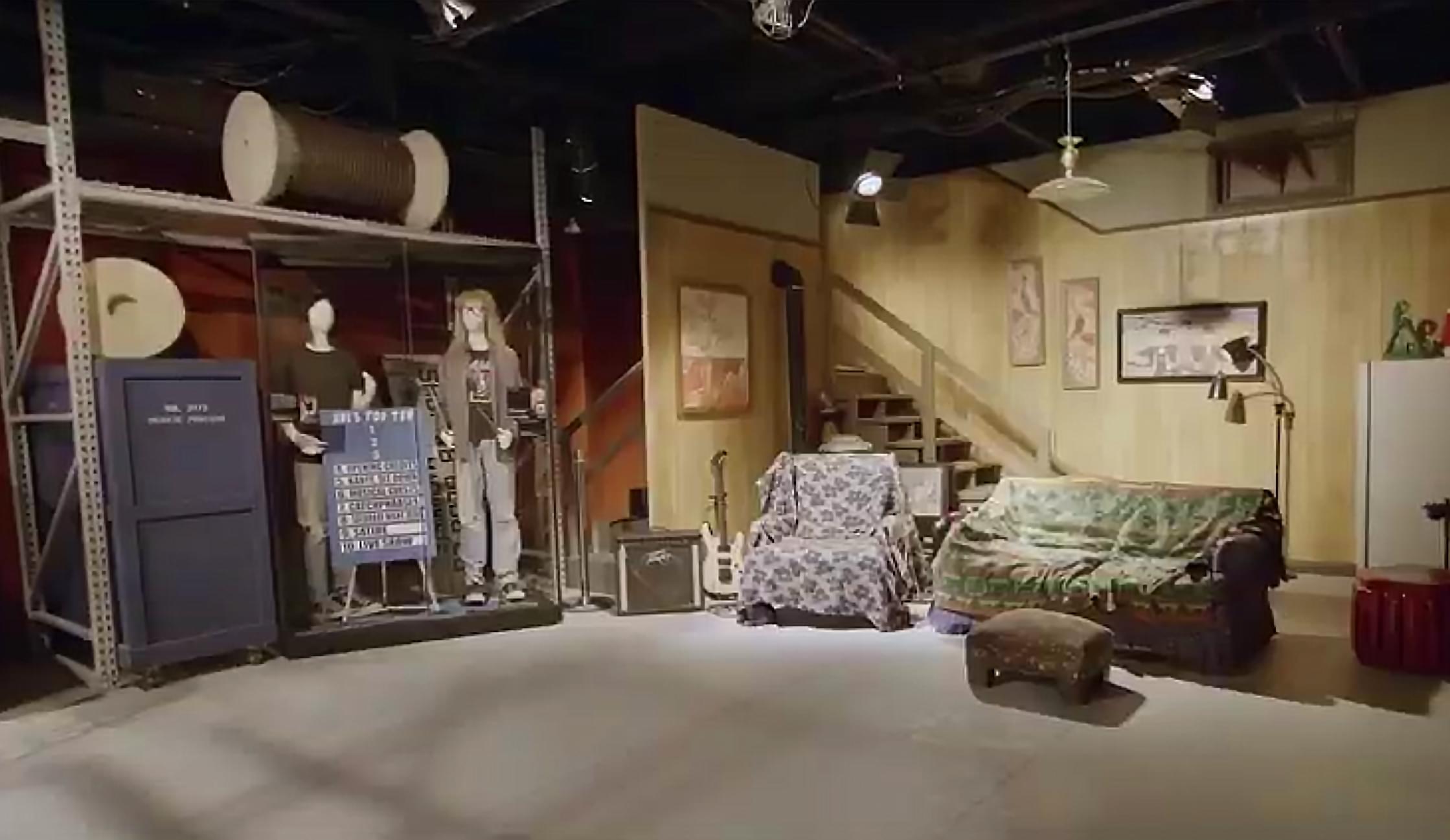 Saturday Night Live Exhibit is sticking around until March