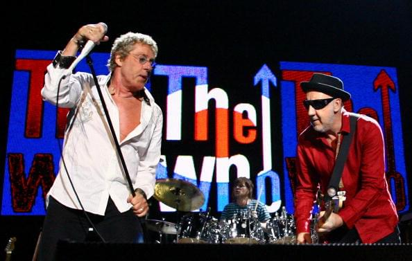 The Who finishing new album next month