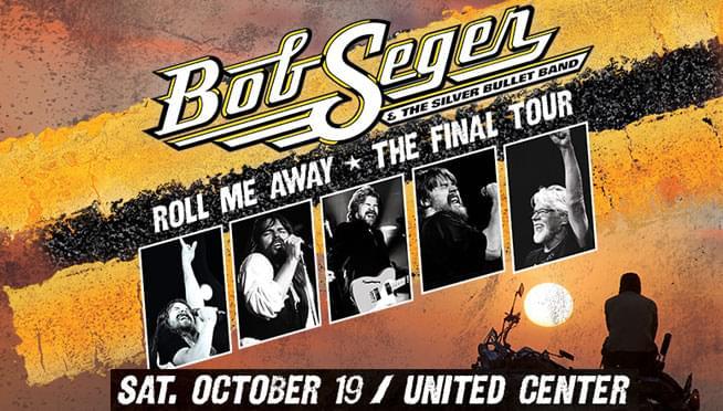 10/19/19 – Bob Seger