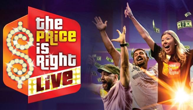 11/10/19 – The Price is Right Live!