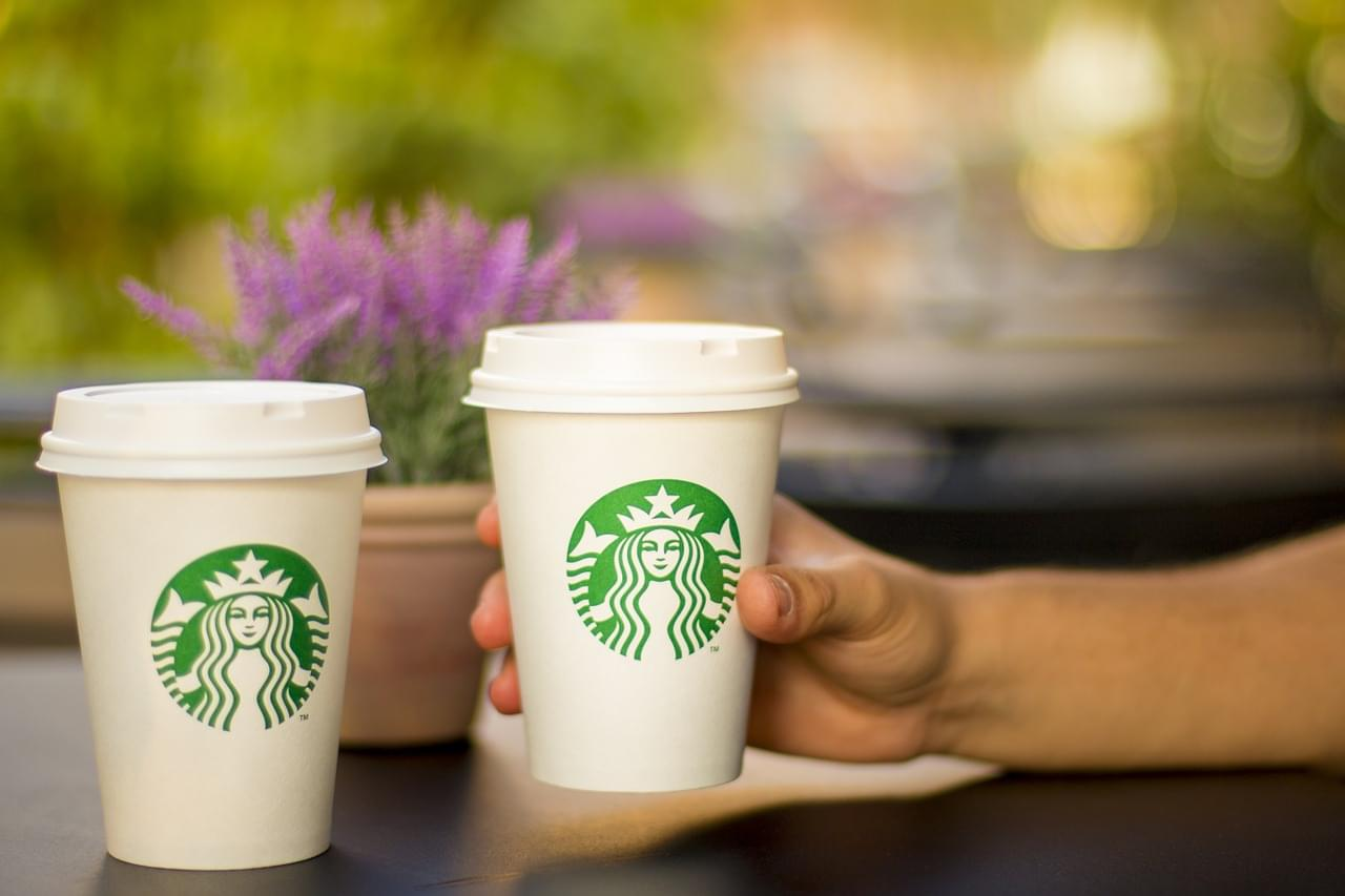 A guy has been to 15,000 Starbucks around the world…and he's only halfway to visiting them all!