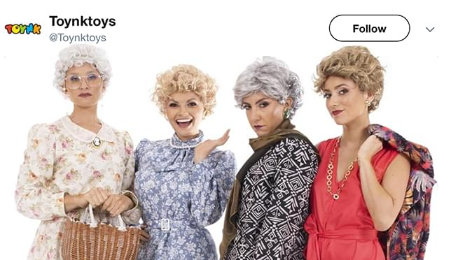 Target's 'Golden Girls' Halloween costumes have already sold out