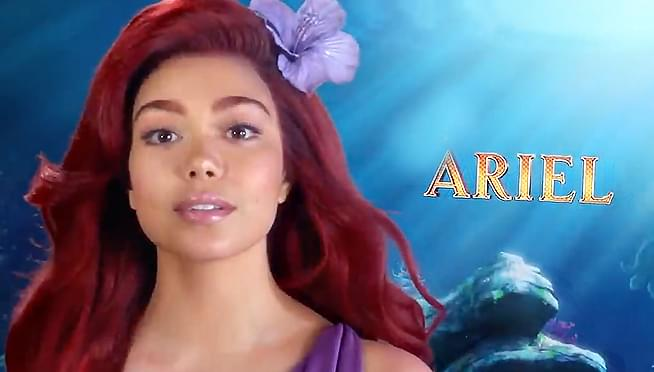 VIDEO: Check out the cast of ABC's live action Little Mermaid Musical