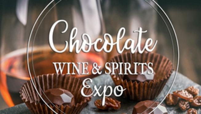 10/18 & 10/19/19 – Chocolate, Wine, & Spirits Expo