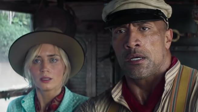 VIDEO: Check out Disney's first trailer for Jungle Cruise