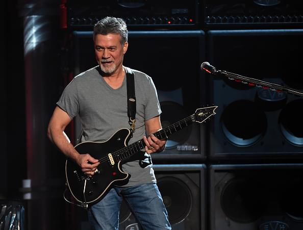 REPORT: Eddie Van Halen battling throat cancer