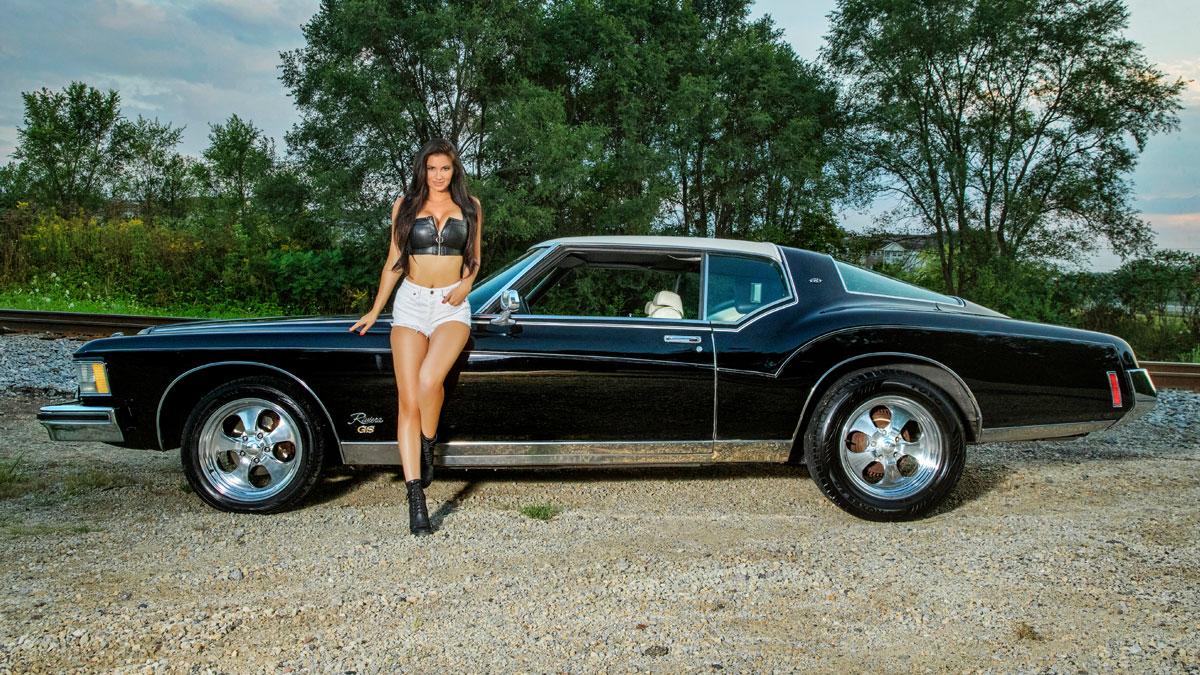 Rockin' Rides | James' '73 Boat-Tail Riviera