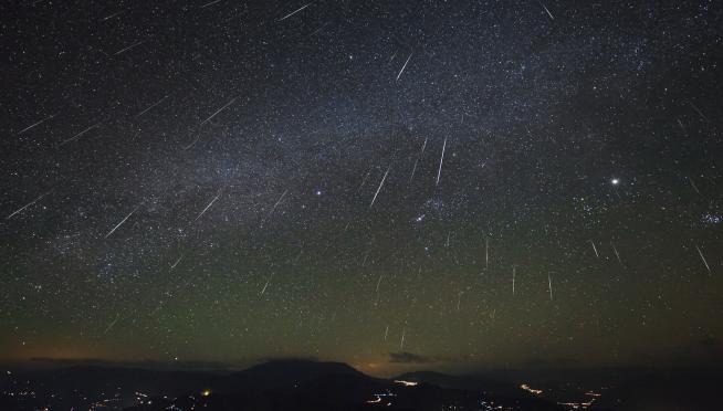 Geminid Meteor Shower 2017