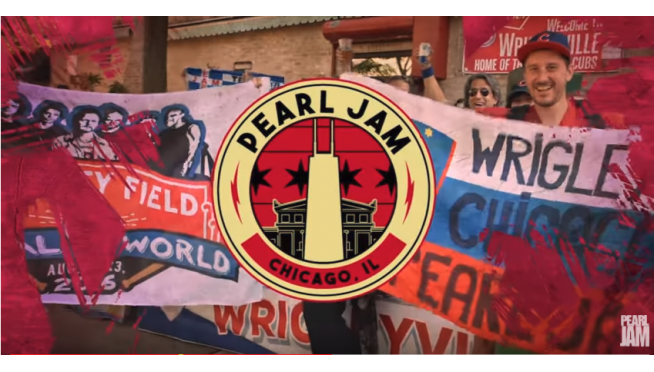 Let's Play Two! Pearl Jam Return to Wrigley
