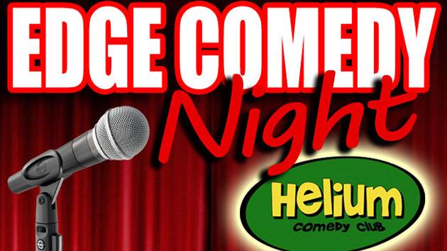 Edge Comedy Night   October 31st