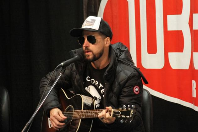 PHOTOS: Edge Sessions with Our Lady Peace