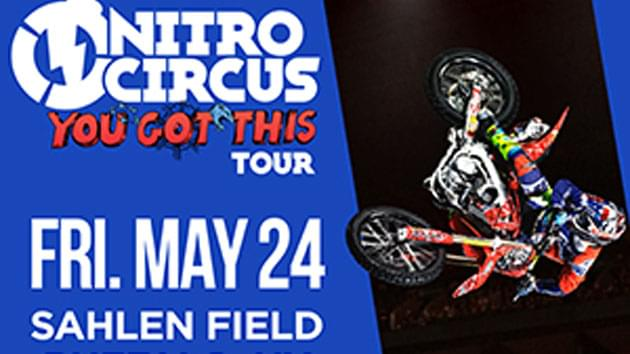 WIN: Nitro Circus Prize Package