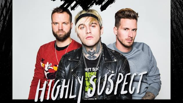 Know Your HRVST Artist | Highly Suspect