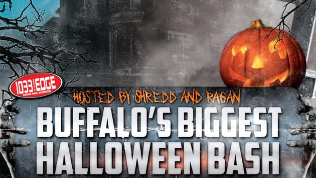 Buffalo's Biggest Halloween Bash