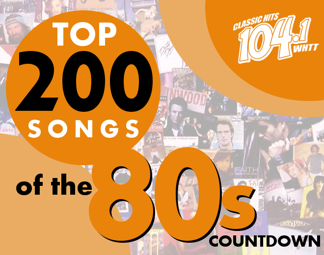 Top 200 of the '80s Countdown